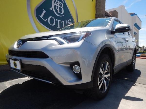 2018 Toyota RAV4 in Las Vegas, NV