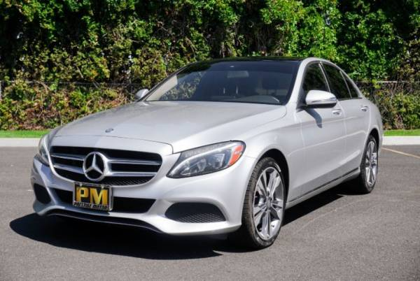 2016 mercedes benz c class c 300 4matic sedan for sale in yakima wa truecar truecar