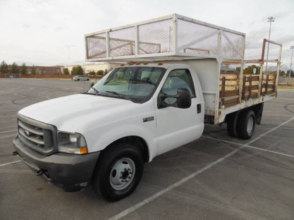 2004 Ford Super Duty F-350 Chassis Cab in Las Vegas, NV