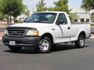 Ford F150 For Sale Las Vegas >> Used 2001 Ford F 150s For Sale Truecar