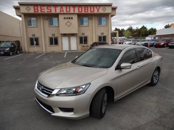 2015 Honda Accord in Las Vegas, NV