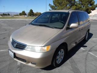 2002 Honda Odyssey Ex For In Las Vegas Nv