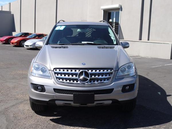 2008 Mercedes Benz ML 4WD 4dr 3.5L