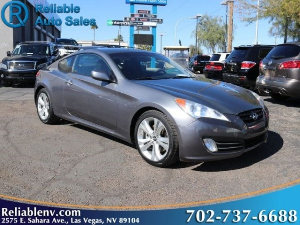 2010 Hyundai Genesis Coupe in Las Vegas, NV