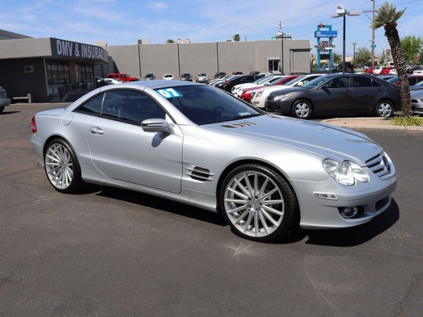 Used mercedes benz sl for sale in henderson nv u s for Mercedes benz las vegas henderson