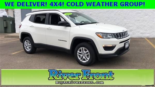 2019 Jeep Compass in North Aurora, IL