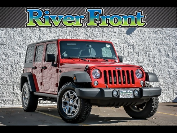 2014 Jeep Wrangler in North Aurora, IL
