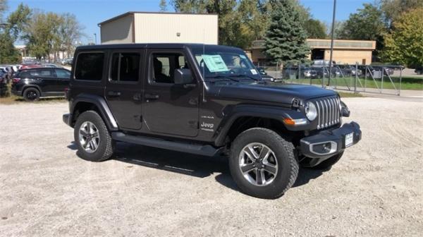 2020 Jeep Wrangler in North Aurora, IL