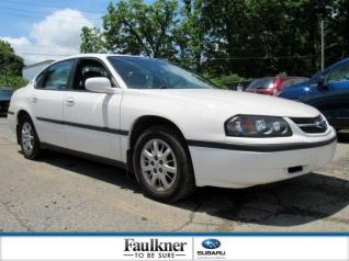 Faulkner Buick Gmc >> Used 2003 Chevrolet Impalas For Sale Truecar