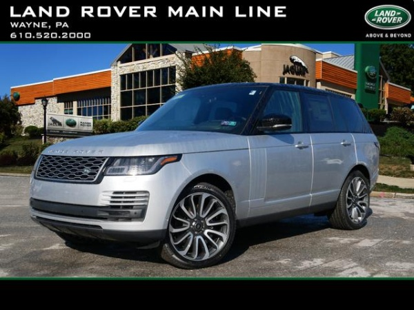 2020 Land Rover Range Rover in Wayne, PA