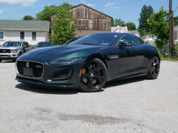 2021 Jaguar F-TYPE