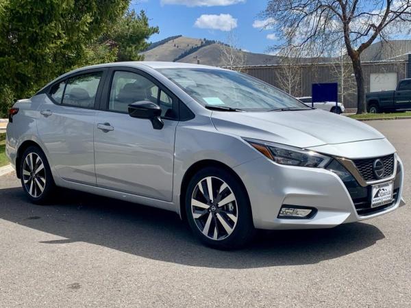 2020 Nissan Versa in Missoula, MT