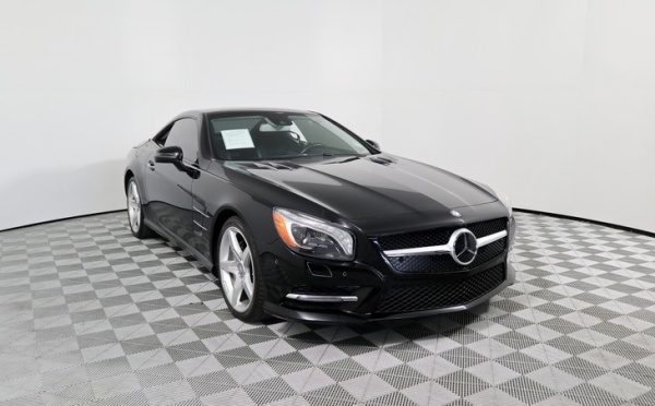 2015 Mercedes-Benz SL