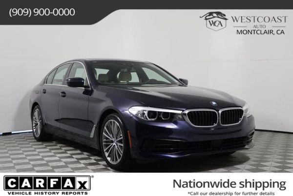 2019 BMW 5 Series in Montclair, CA