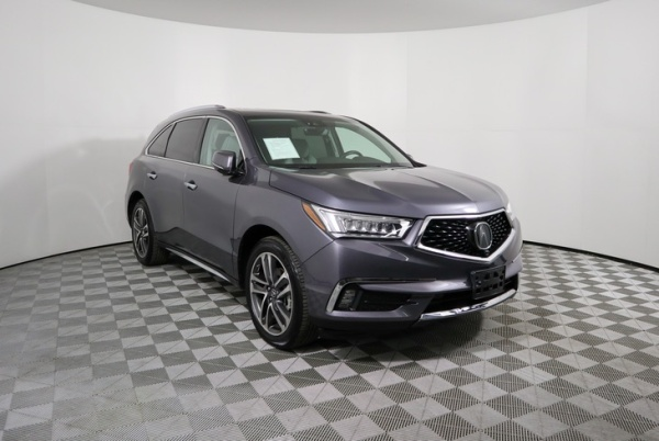 2017 Acura MDX in MONTCLAIR, CA