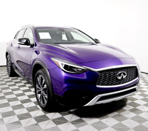 2018 Infiniti QX30 Luxury