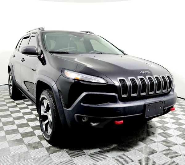 2016 Jeep Cherokee Transmission: 2016 Jeep Cherokee Trailhawk 4WD For Sale In MONTCLAIR, CA