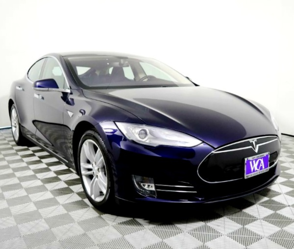 Tesla Model S Black Electric Car Front View Full Hd: 2014 Tesla Model S 85 RWD For Sale In MONTCLAIR, CA