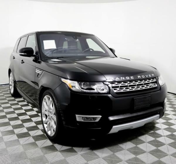 2016 Land Rover Range Rover Sport in MONTCLAIR, CA