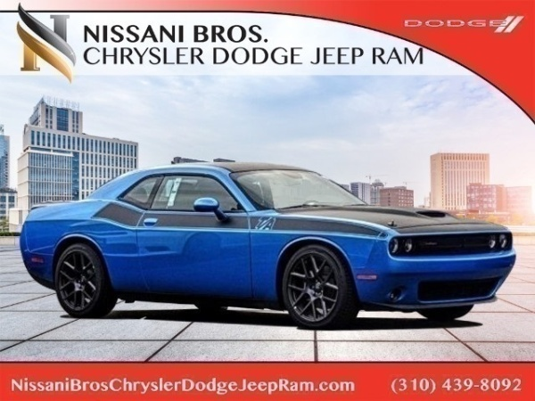 2018 Dodge Challenger in Culver City, CA