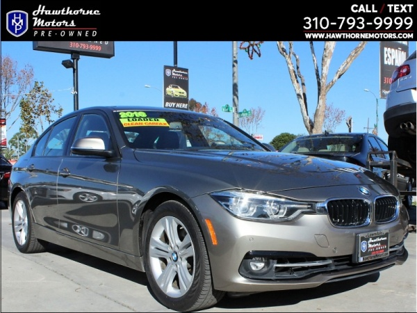2016 BMW 3 Series in Lawndale, CA