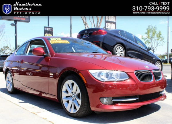 2013 Bmw 3 Series 328i Xdrive Coupe Awd For Sale In Lawndale Ca