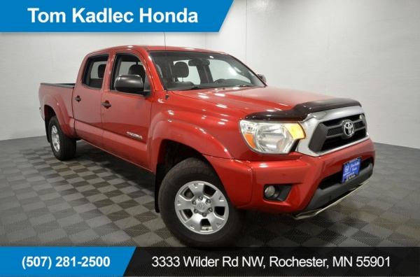 2013 Toyota Tacoma in Rochester, MN