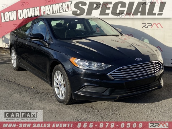 2017 Ford Fusion in Riverside, CA