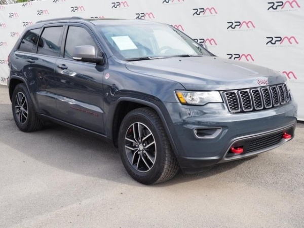 2017 Jeep Grand Cherokee Trailhawk 4wd For Sale In Riverside Ca