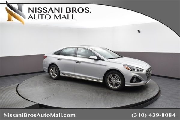 2019 Hyundai Sonata in Culver City, CA