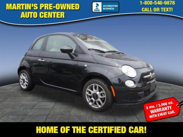 2013 FIAT 500 in Whitman, MA