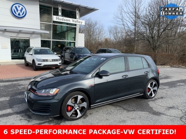 2017 Volkswagen Golf GTI in Wappingers Falls, NY