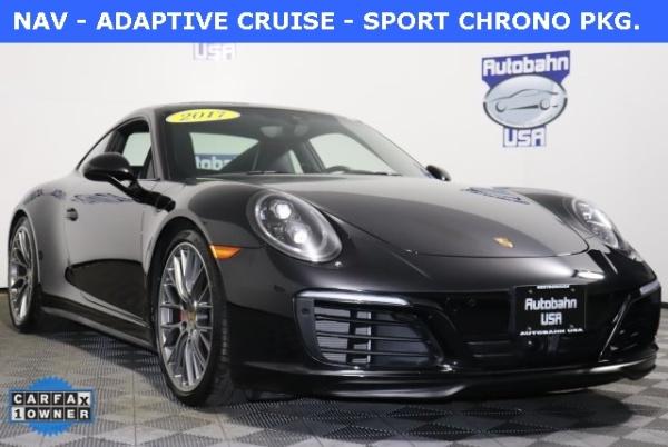 2017 Porsche 911 Carrera 4s For Sale In Westborough Ma Truecar