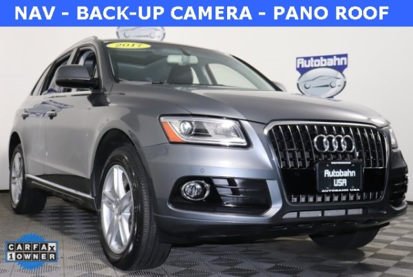 2017 Audi Q5 in Westborough, MA