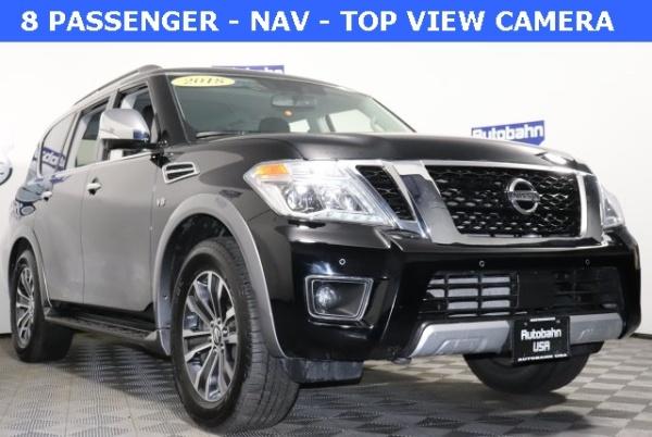 2018 Nissan Armada Sl Awd For Sale In Westborough Ma Truecar