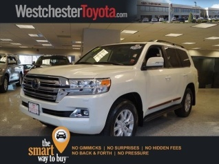 2017 Toyota Land Cruiser 4wd For In Yonkers Ny