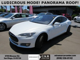 Used Tesla Model S P90ds For Sale Truecar