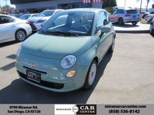 Fiat San Diego >> Used Fiats For Sale In San Diego Ca Truecar