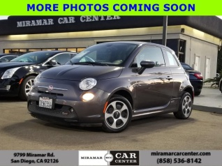 used fiat 500 500e for sale in san diego, ca | 27 used 500 500e