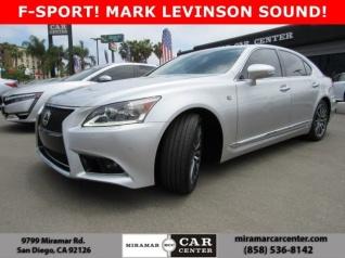 San Diego Lexus >> Used Lexus Lss For Sale In San Diego Ca Truecar