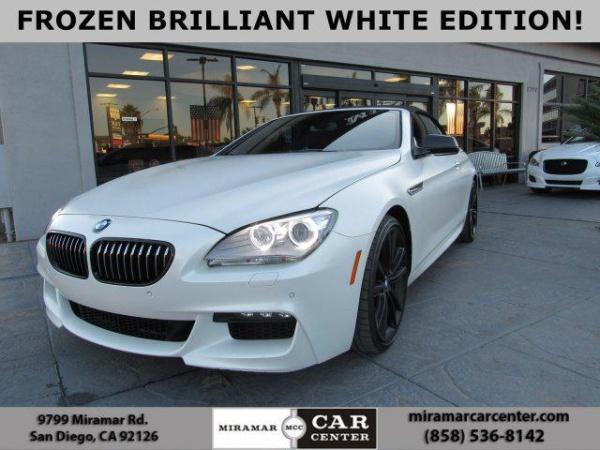 2014 BMW 6 Series in San Diego, CA