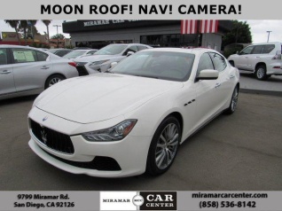 Repo Cars For Sale In San Antonio >> Used Maseratis For Sale In San Diego Ca Truecar