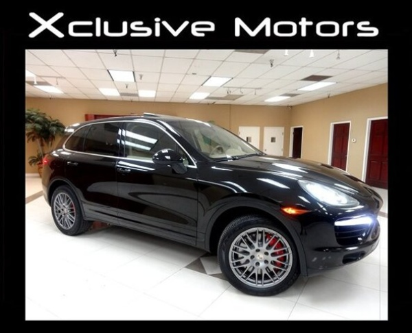 Used Porsche Cayenne For Sale In San Diego Ca 41 Cars From