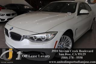 Bmw 435 Lease >> Used Bmw 4 Series For Sale Truecar