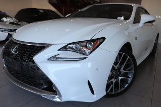 Used 2015 Lexus RC RC 350 RWD For Sale In San Jose, CA