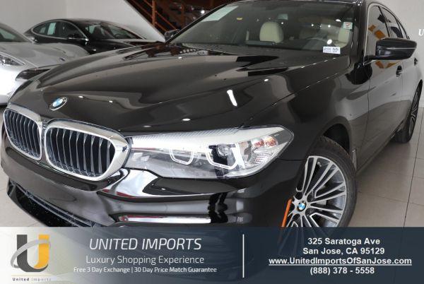 2018 BMW 5 Series in San Jose, CA