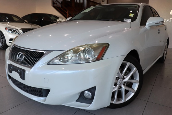 2011 Lexus IS 250 4dr Sport Sedan Auto ... $11,700 San Jose, CA