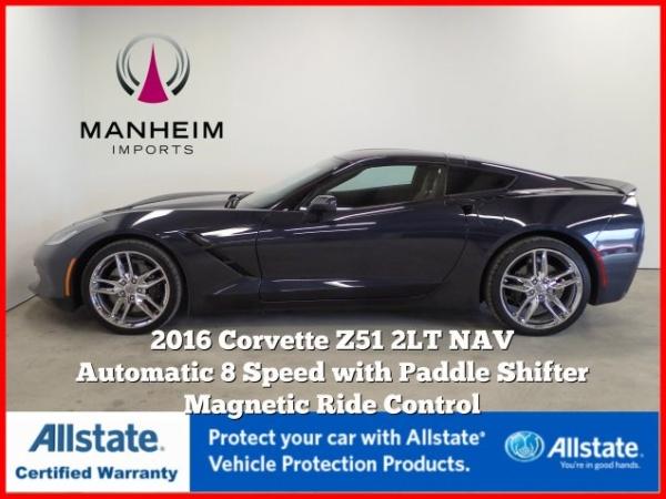 2016 Chevrolet Corvette in Manheim, PA
