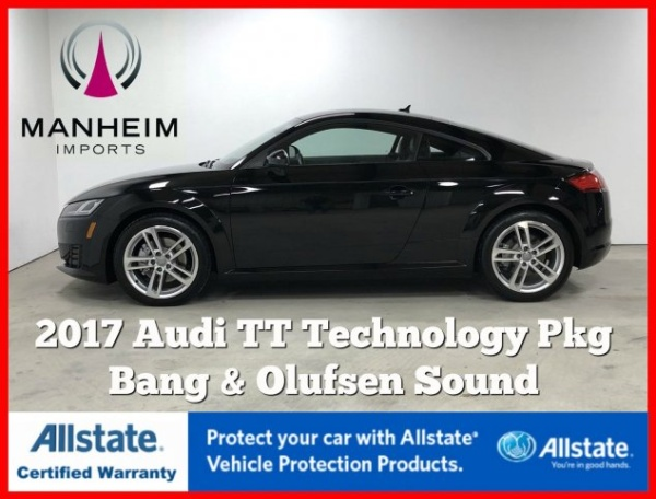 2017 Audi TT in Manheim, PA