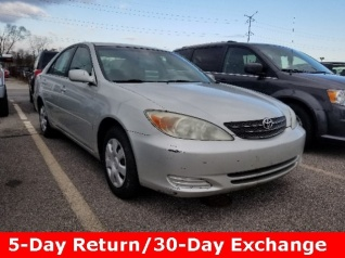 2003 Toyota Camry For Sale >> Used 2003 Toyota Camrys For Sale Truecar